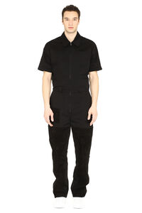 Long cotton jumpsuit, Suits Fendi man