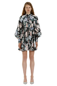 Verity Rouleau floral print dress, Printed dresses Zimmermann woman