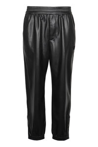 Faux leather trousers, Casual trousers Nanushka man