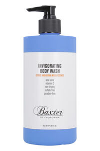 Invigorating Body Wash (Citrus & Herbal Musk), 473 ml/16 fl oz, Corpo Baxter of California man