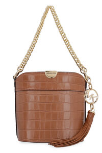 Bea leather bucket small bag, Bucketbag MICHAEL MICHAEL KORS woman