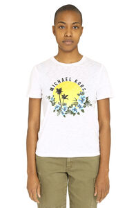 Printed short sleeves T-shirt, T-shirts MICHAEL MICHAEL KORS woman