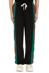 Jogging-style trousers, Track Pants Gucci man