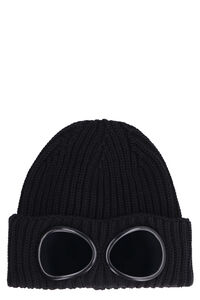 Ribbed knit beanie, Hats C.P. Company man