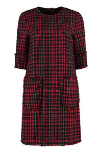 Tweed dress, Knee Lenght Dresses Dolce & Gabbana woman