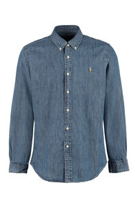 Denim shirt, Denim Shirts Polo Ralph Lauren man