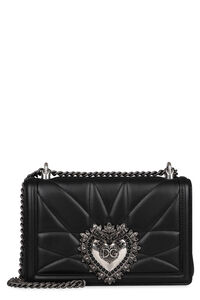 Devotion quilted leather bag, Shoulderbag Dolce & Gabbana woman