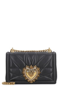 Quilted Detovion leather bag, Shoulderbag Dolce & Gabbana woman