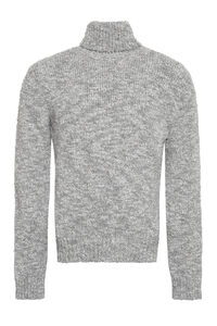 Bouclé wool sweater, Turtleneck Dolce & Gabbana man