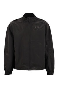 Techno fabric jacket, Raincoats And Windbreaker Adidas Y-3 man