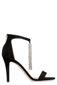 Viola suede sandals, High Heels sandals Jimmy Choo woman