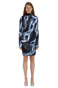 Soffrire printed dress, Printed dresses Pinko woman