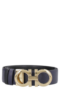 Reversible leather belt, Belts Salvatore Ferragamo woman
