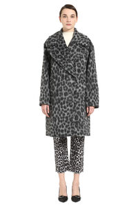 Wool blend double-breasted coat, Double Breasted MICHAEL MICHAEL KORS woman