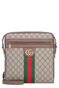 Ophidia GG Supreme fabric medium shoulder-bag, Messenger bags Gucci man