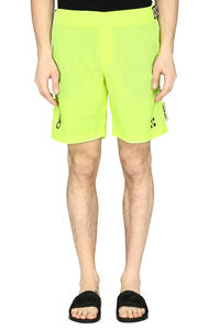 Nylon swim shorts, Shorts Off-White man