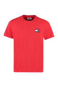 Logo cotton t-shirt, Short sleeve t-shirts Tommy Jeans man
