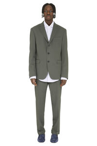 Virgin wool suit, Suits BOSS man