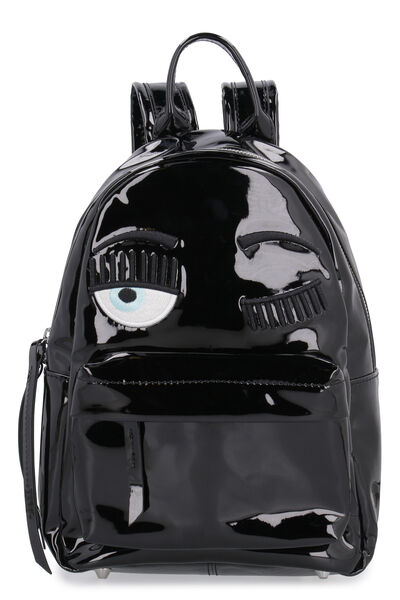 Flirting vinyl backpack