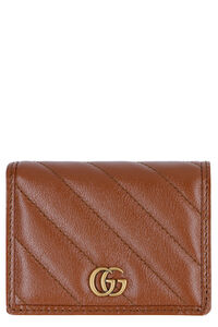 GG Marmont small leather wallet, Wallets Gucci woman
