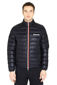 Petichet full zip padded jacket, Down jackets Moncler man