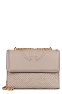 Fleming leather shoulder bag, Shoulderbag Tory Burch woman
