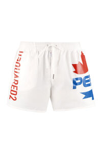 Dsquared2 X Pepsi swim shorts, Swimwear Dsquared2 man