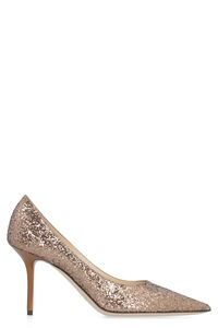 Love glittered pumps, Pumps Jimmy Choo woman