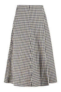 Cotton skirt, Knee Length skirts Woolrich woman
