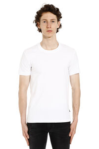 Crew-neck cotton T-shirt, T-Shirts Dolce & Gabbana man
