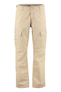Cotton cargo-trousers, Casual trousers Carhartt man