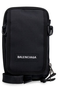 Borsa messenger Explorer in nylon, Messenger Balenciaga man