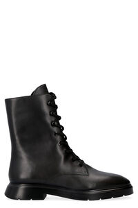 McKenzee leather combat boots, Ankle Boots Stuart Weitzman woman