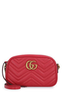 Marmont quilted leather shoulder bag, Shoulderbag Gucci woman