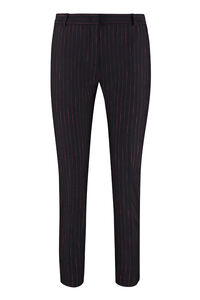 Bello 91 pin-striped motif trousers, Trousers suits Pinko woman