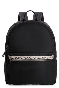 Everyday nylon backpack, Backpack A.P.C. man