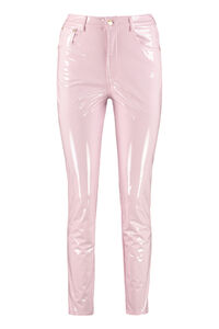 Pantaloni Flirting in vinile, Pantaloni skinny Chiara Ferragni Collection woman