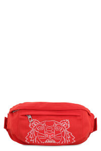 Nylon embroidered belt bag, Beltbag Kenzo man