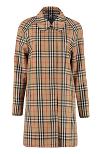 Checked trench-coat, Raincoats And Windbreaker Burberry woman