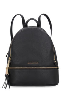 Rhea leather backpack, Backpack MICHAEL MICHAEL KORS woman
