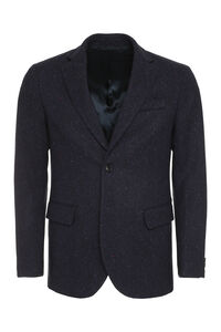 Blazer monopetto a due bottoni, Monopetto GM 77 man
