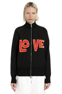 Lacaire embroidered bomber jacket, Bomber 2 Moncler 1952 woman