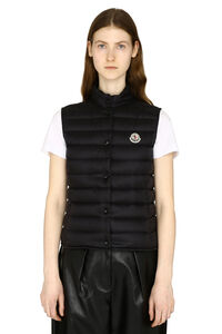 Liane padded bodywarmer, Vests and Gilets Moncler woman