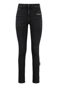 5-pocket skinny jeans, Skinny Leg Jeans Off-White woman