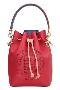 Mon Tresor leather bucket bag, Bucketbag Fendi woman