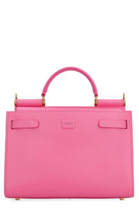 Sicily 62 leather tote, Top handle Dolce & Gabbana woman
