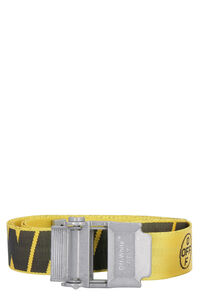 2.0 Industrial fabric belt with logo, Belts Off-White man