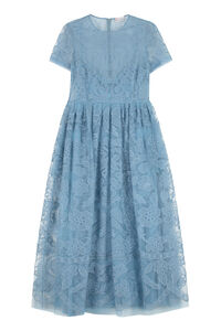 Embroidered tulle dress, Gowns & Evening dresses Red Valentino woman