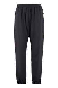 Techno fabric track pants, Track Pants Moncler Grenoble man
