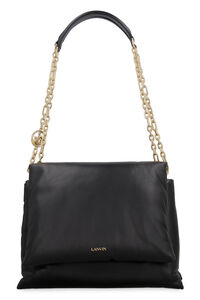 Sugar leather shoulder bag, Shoulderbag Lanvin woman